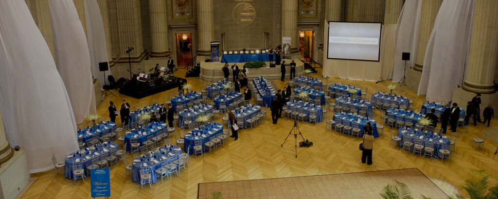 Proper layout of an event assures a natural flow and a positive guest experience.