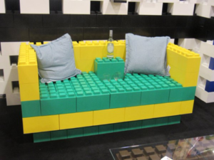 block furniture