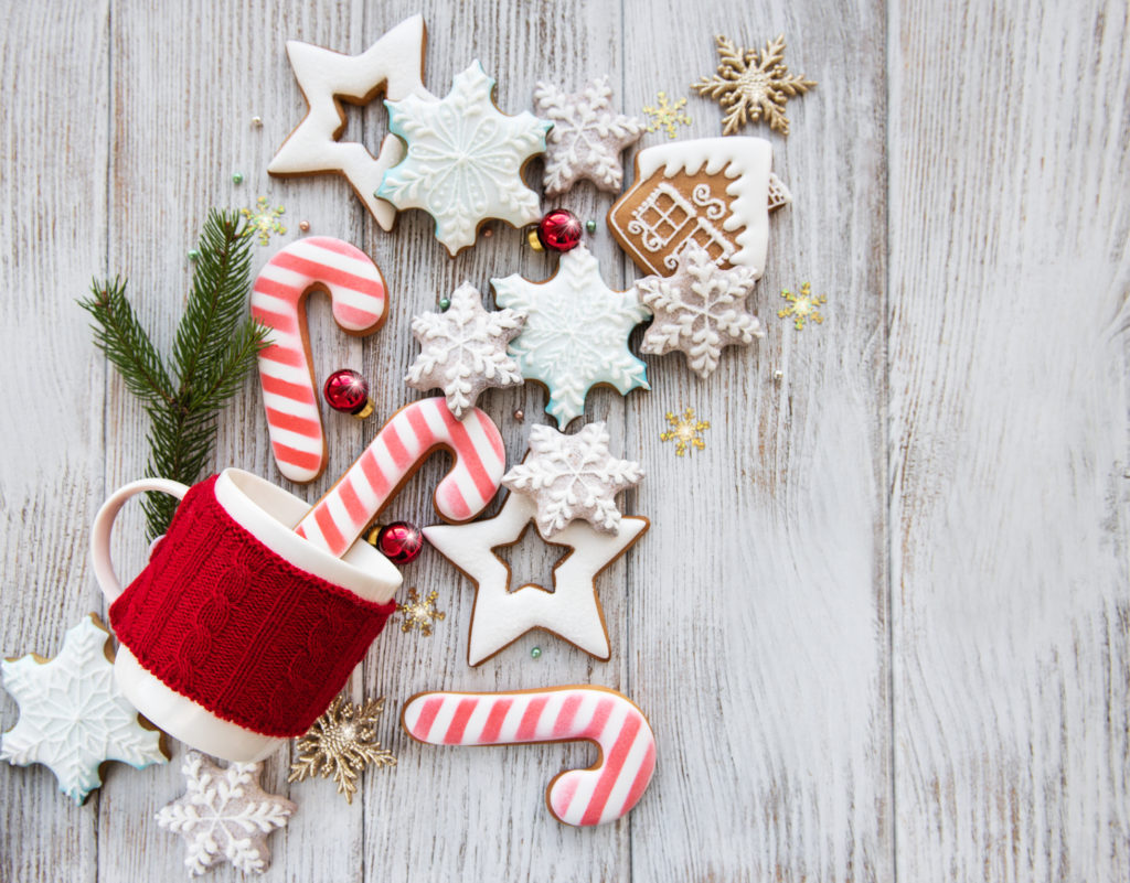 Think about incorporating a charitable angle to the event while everyone is in the holiday spirit.