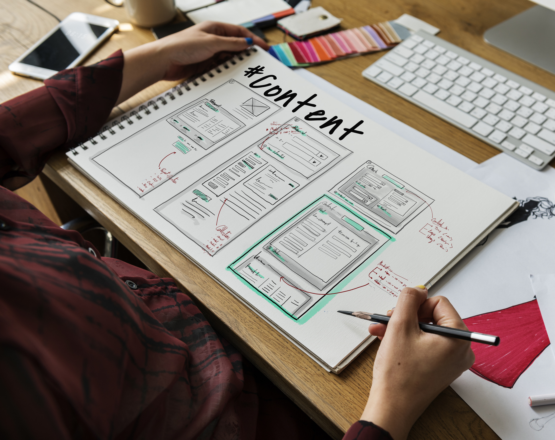 Designing Meaningful, Interactive, and Compelling Content