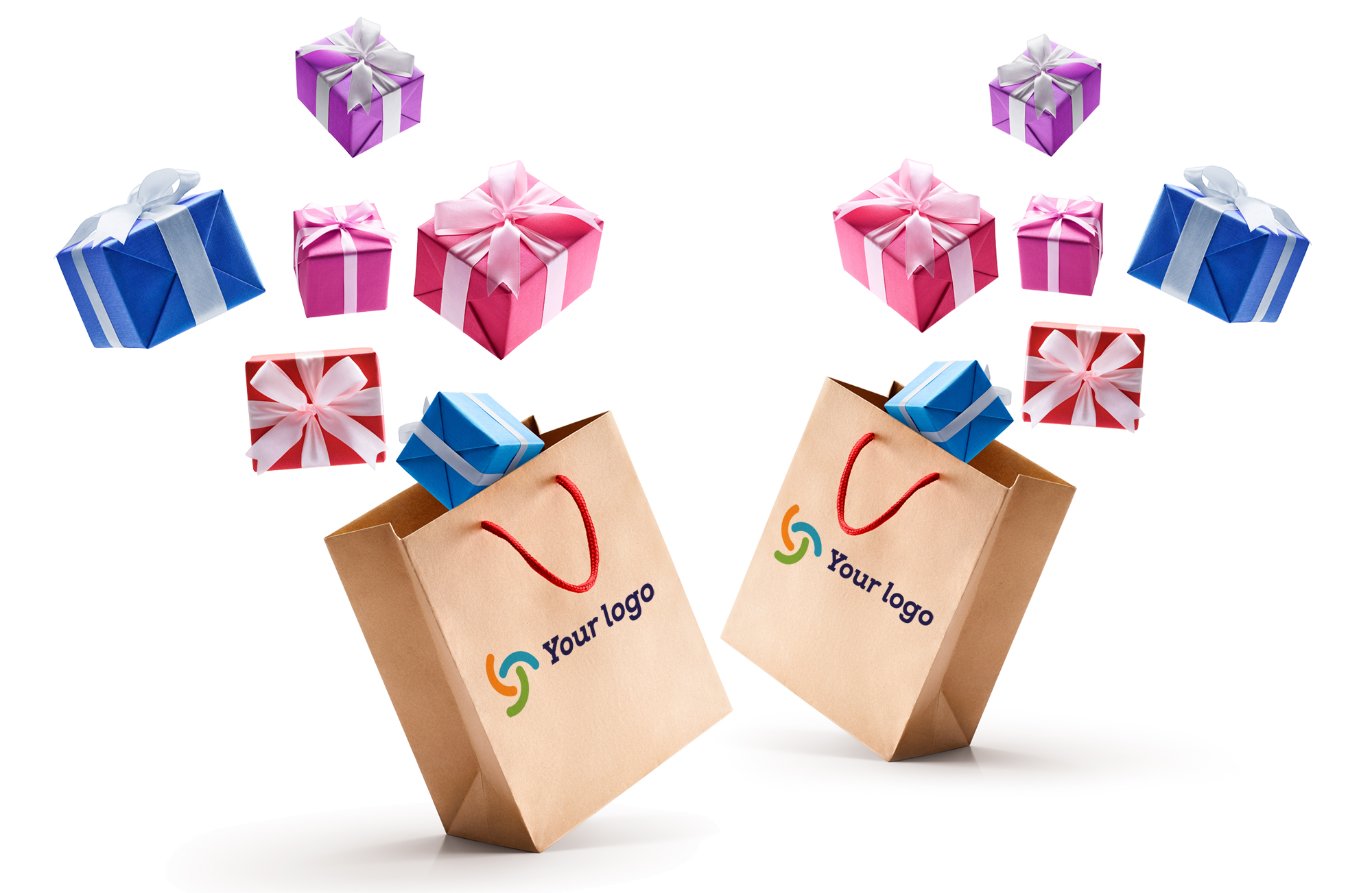 How to create digital swag bags