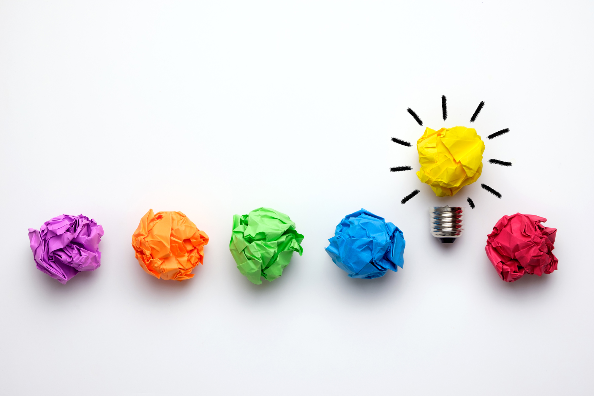 Here are ways to encourage participation in an idea exchange before your next event.